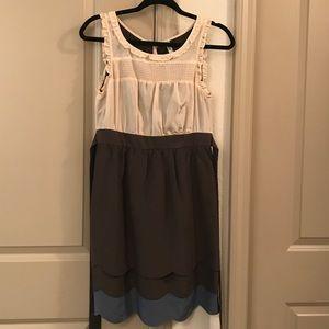 (Anthropologie) Maeve Knee Length Dress